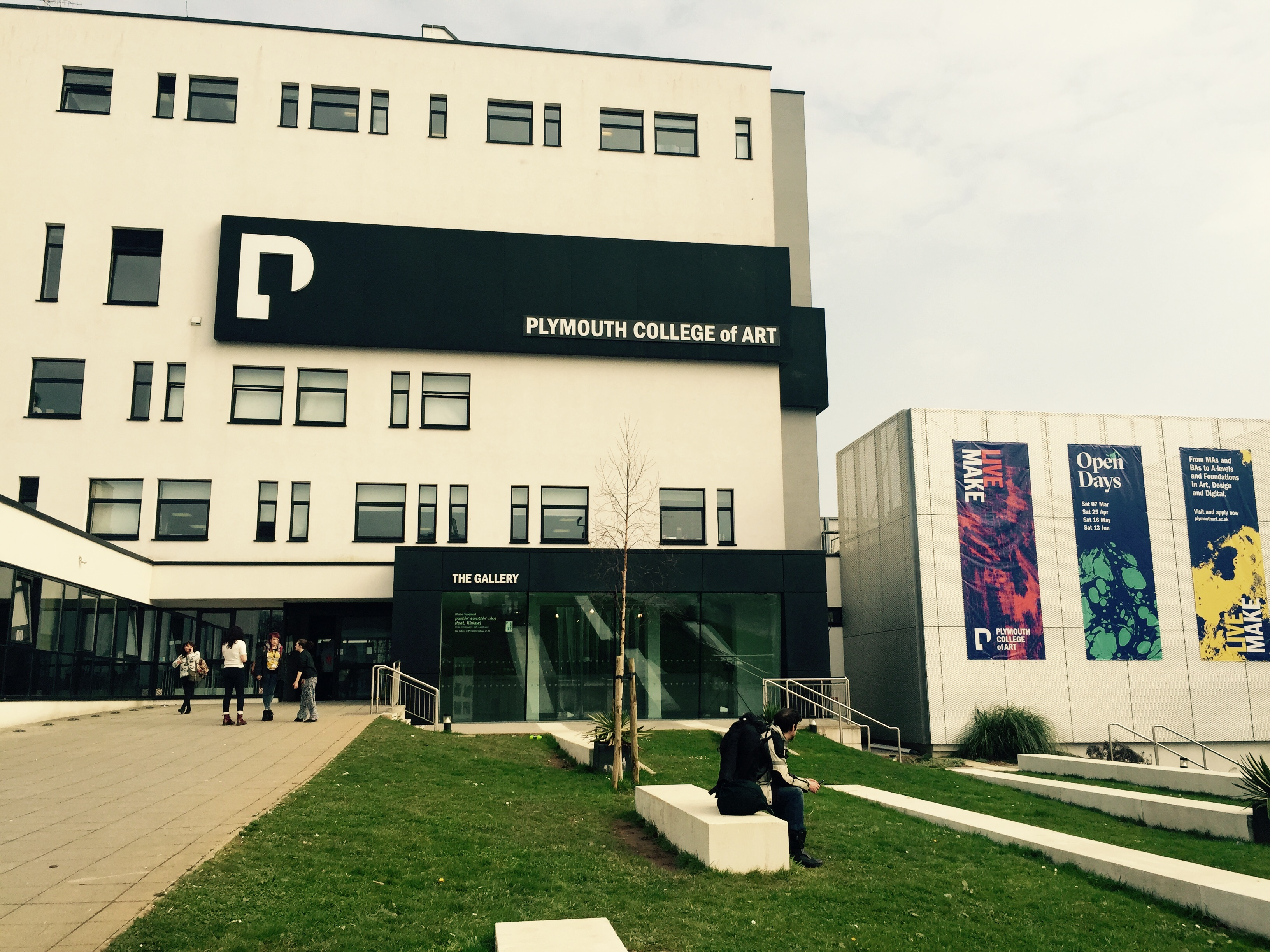 BA Hons Commercial Plymouth college of art photography